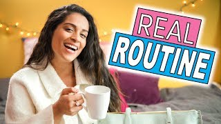 Download My REAL Morning Routine | Get Ready With Me! Video