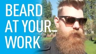 Download Tips For Having a Beard at Your Job | Eric Bandholz Video