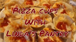 Download ~Holiday Pizza Cups With Linda's Pantry~ Video