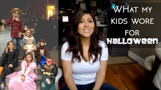 Download What my kids wore on Halloween Video