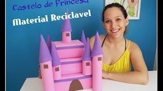Download Passo a passo - Castelo de Princesa gastando R$10 - Maratona Dia das Crianças #01 Video