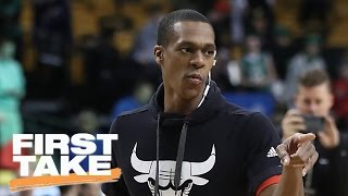 Download Would Bulls Have Swept Celtics If Not For Rajon Rondo's Injury? | First Take | May 10, 2017 Video