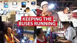 Download Keeping The Buses Running in Singapore   On The Red Dot   CNA Insider Video