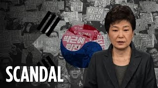 Download The Bizarre Scandals Surrounding South Korea's President Video