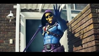 Download Epic Skeletor He Man Money Super Market Commercial Video