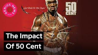 Download How 50 Cent Bullied Hip-Hop With 'Get Rich Or Die Tryin'' | Genius News Video