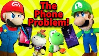 Download Crazy Mario Bros - Mario and Luigi's Phone Problem! Video