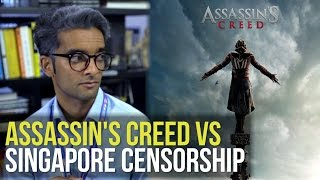 Download ASSASSIN'S CREED VS Singapore Censorship Video