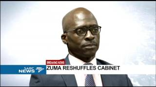 Download Malusi Gigaba is the new finance minister Video