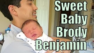 Download Sweet Baby Brody Benjamin! - May 19, 2015 - ItsJudysLife Vlogs Video