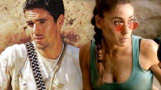 Download LARA CROFT (Tomb Raider) vs NATHAN DRAKE (Uncharted) - Super Power Beat Down (Episode 4) Video