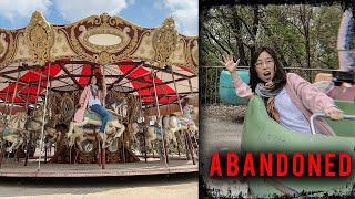 Download ABANDONED Amusement Park in Korea ft. Heyitsfeiii Video