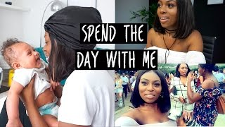 Download SPEND THE DAY WITH ME VLOG |MORNING ROUTINE, OFFICE DAY, SISTERS' BDAY & BAREMINERALS BAREPRO ad Video