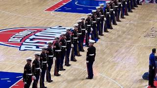 Download USMC Silent Drill team Video