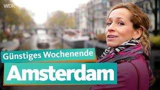 Download Städtetrip Amsterdam | WDR Reisen Video