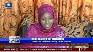 Download Zainab Habib Narrates Ordeal In Saudi Prison Video