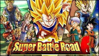 Download 10 NEW STAGES OF SUPER BATTLE ROAD ARE HERE! COMPLETING ALL STAGES! (DBZ: Dokkan Battle) Video