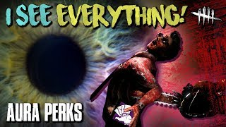 Download I SEE EVERYTHING! Aura Perks [#157] Dead by Daylight with HybridPanda Video