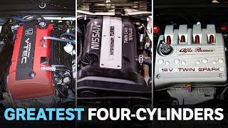 Download The 8 Greatest Four-Cylinder Engines Of The Last 20 Years Video