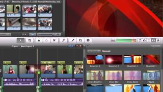Download Using Themes in iMovie Video