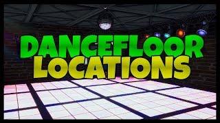 Download Fortnite: Dance Floor / Disco Locations ″Dance on Different Dance Floors″ Video