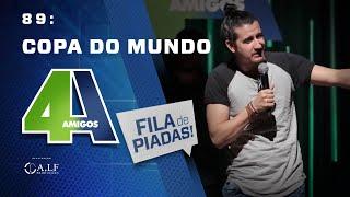 Download FILA DE PIADAS - COPA DO MUNDO - #89 Video