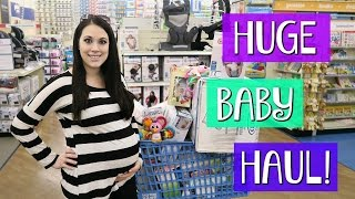 Download HUGE BABY SHOPPING TRIP AND 34 WEEK DOCTOR APPOINTMENT! Video