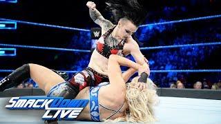 Download Charlotte Flair vs. Ruby Riott: SmackDown LIVE, Dec. 12, 2017 Video