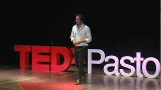 Download 100en1díaBogotá Pensar en grande: Cristiam Sabogal at TEDxPasto Video