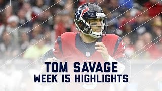 Download Tom Savage Leads Amazing Comeback! | Jaguars vs. Texans | NFL Week 15 Player Highlights Video