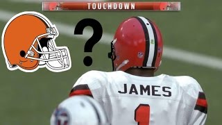 Download What If LeBron James Played QB For the Cleveland Browns...? Video