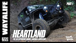 Download HEARTLAND : JK-Experience Middle America Adventure - Redbird Indiana | Part 1 Video