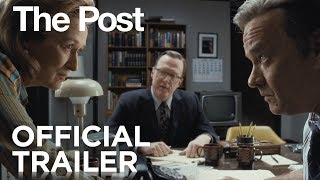 Download The Post | Official Trailer [HD] | 20th Century FOX Video