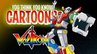 Download Voltron - You Think You Know Cartoons? Video