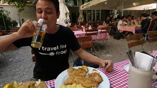 Download THE ULTIMATE German Food Tour - Schnitzel and Sausage in Munich, Germany! Video