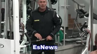 Download Boxing Champ / Gold Medal Winner Aleksander Usyk Super Athlete! EsNews Boxing Video