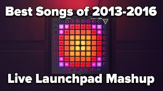 Download Nev Plays: The Best Songs of 2013-2016 Live Launchpad Mashup 4K Video