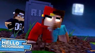 Download Minecraft Hello Neighbour - ROPO BECOMES HEROBRINE!!! Video