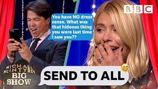 Download Holly Willoughby mortified as Michael McIntyre TRASHES her contacts 😂 - Send To All Video