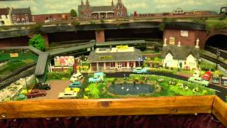 Download Dave`s Model Railway More Additions Video