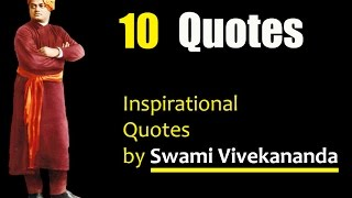 Download 10 Inspirational Quotes By Swami Vivekananda - English Video