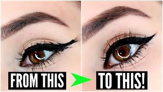 Download 12 EYELINER HACKS for FLAWLESS Winged Eyeliner Every Time! | SylviaGani Video