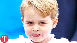 Download 12 Times The Royal Kids Were Caught Breaking Rules Video