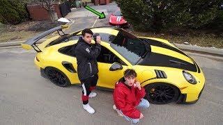 Download MILLION DOLLAR SUPERCAR HIDE N SEEK! Video