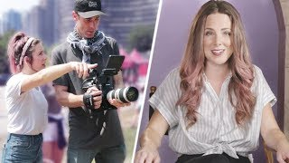 Download What It's Like Being A Female Director At BuzzFeed // Presented By BuzzFeed & Olay Video