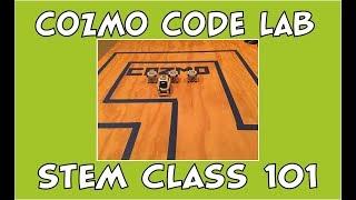 Download Cozmo the Robot | Stem Class 101| Cozmo Code Lab Maze Challenge | Episode #50 | #cozmoments Video