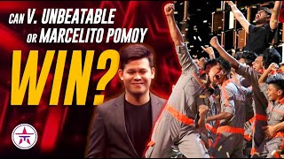 Download Can V. Unbeatable Or Marcelito Pomoy ACTUALLY Win @America's Got Talent Champions? w/@accordionhans Video