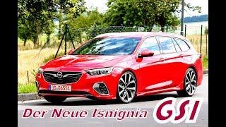 Download Der Neue Insignia GSI Vorstellung/Erste Eindrücke/Features Autohaus Thiede Video