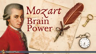 Download Mozart - Classical Music for Studying & Brain Power Video