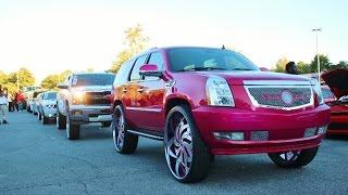 Download WhipAddict: DJ Threat's Breast Cancer Aweareness Car Show, Custom Cars, Atlanta GA Video